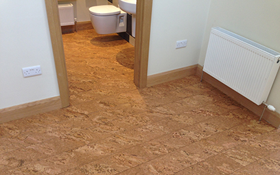 Naturo Cork Flooring Services